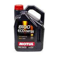 Motul - Motul 8100 Eco-nergy 5W30 Synthetic Motor Oil - 5 Liters