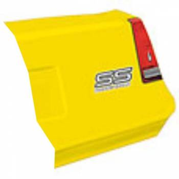 Allstar Performance - Allstar Performance 1983-88 Monte Carlo SS Tail - Yellow - Right (Only)