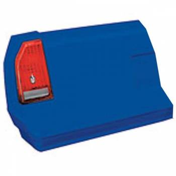 Allstar Performance - Allstar Performance 1983-88 Monte Carlo SS Tail - Chevron Blue - Left (Only)