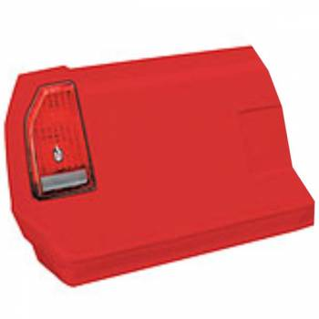 Allstar Performance - Allstar Performance 1983-88 Monte Carlo SS Tail - Red - Left (Only)