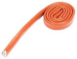 "Allstar Performance - Allstar Performance FireFlex Heat Sleeve - 1/4"" x 3  Ft. - Red"
