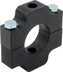"Allstar Performance - Allstar Performance Aluminum Ballast Brackets - Fits 1-1/4"" O.D. Round Tubing (20 Pack)"