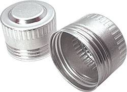 Allstar Performance - Allstar Performance Aluminum Caps -4 AN (50 Pack)