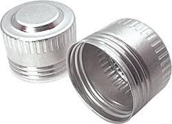 Allstar Performance - Allstar Performance Aluminum Caps -10 AN (50 Pack)