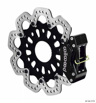 Wilwood Engineering - Wilwood GP320 Sprint Right Rear Brake Kit