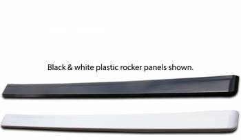Five Star Race Car Bodies - Five Star Plastic Rocker Panel - White
