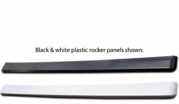 Five Star Race Car Bodies - Five Star Plastic Rocker Panel - White