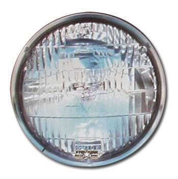 "Five Star Race Car Bodies - Five Star Headlight Decal - T-3 Style - Large: 7.25"" Diameter"