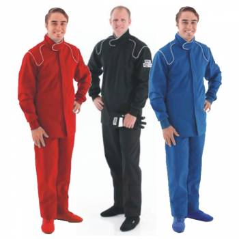 Crow Enterprizes - Crow Single Layer Proban® Driving Suit - 2 Piece Design