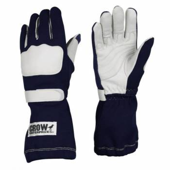 Crow Wings Nomex® Driving Glove - Black