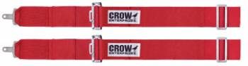 Crow Enterprizes - Crow 3'' Individual Rotary Kam Lock Harnesses - Wrap-Around