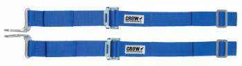 "Crow Enterprizes - Crow 2"" Individual Latch & Link Harnesses - Wrap Around"