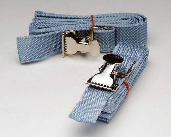 Cool Shirt - Cool Shirt Tie Down Straps - (Pair)