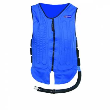 TechNiche International - TechNiche International KEWLFLOW™ Circulatory Cooling Vest - Blue