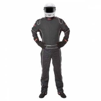 Pyrotect - Pyrotect Pyrolite Two Nomex® Racing Suit - Black / Black