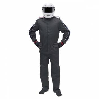Pyrotect Sportsman Racing Suit - 2 Piece Design - Black