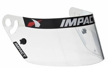 Impact - Impact Anti-Fog Shield - Clear - Fits Champ/Nitro