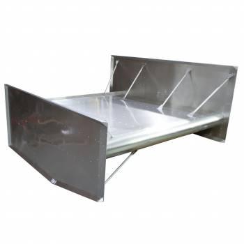 Hepfner Racing Products - HRP Shark Top Flat Top Wing w/ RH Super Board