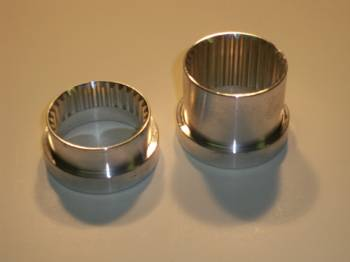 M&W Aluminum Products - M&W Midget Single Bearing Birdcage Insert - 31 Spline