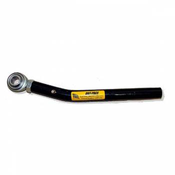 """Out-Pace Racing Products - Out-Pace Bent Modified Tie Rod w/ Greasable Steel Rod Ends - 12"""" x 5/8"""" - 7/8"""" O.D. x 0.156 Wall Steel Tube"""