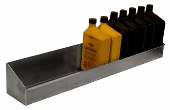 "Pit Pal Products - Pit Pal 24 Quart Oil Shelf - 60""W x 5-1/2""D"