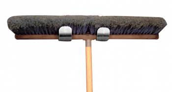 "Pit Pal Products - Pit Pal Push Broom Holder - 8"" W x 5-1/4"" H x 4-1/4"" D"