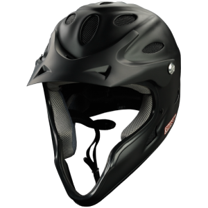 Simpson Race Products - Simpson Pit Warrior Helmet - Matte Black