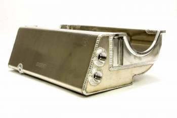 Moroso Performance Products - Moroso Dart-Brodix - Spread Rail - 2 Pickup Oil Pan