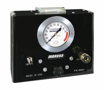 Moroso Performance Products - Moroso Cylinder Leak Down Tester