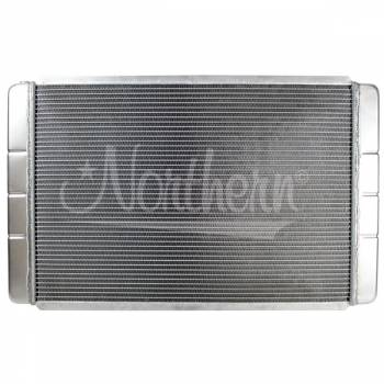 Northern Radiator - Northern Radiator Custom Aluminum Radiator Kit 31 x19 Overall