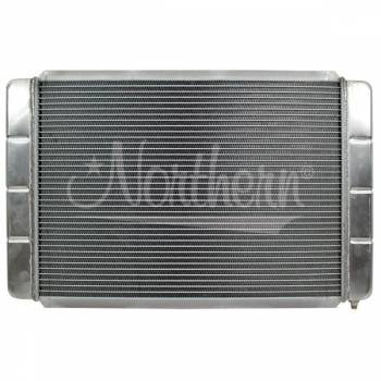 Northern Radiator - Northern Radiator Custom Aluminum Radiator Kit 26 x 16 Overall