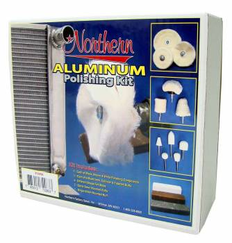 Northern Radiator - Northern Radiator Aluminum Polishing Kit