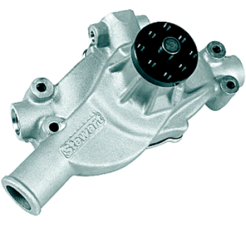 Stewart Components - Stewart Stage 3 Water Pump SB Chevy - Short
