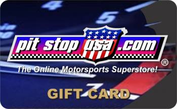 Pit Stop USA Gift Cards make the perfect gift for the racer on your shopping list!
