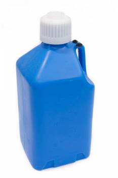 Scribner Plastics - Scribner Plastics 5 Gallon Utility Jug - Blue