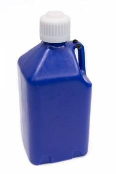 Scribner Plastics - Scribner Plastics 5 Gallon Utility Jug - Dark Blue