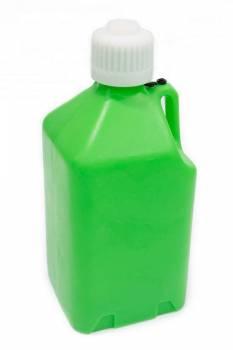 Scribner Plastics - Scribner Plastics 5 Gallon Utility Jug - Green