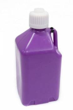 Scribner Plastics - Scribner Plastics 5 Gallon Utility Jug - Purple