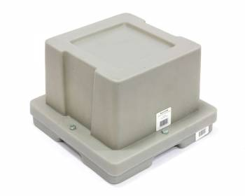Scribner Plastics - Scribner Plastics Holley Carb Container