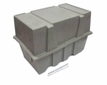 Scribner Plastics - Scribner Plastics Engine Case - SB Chevy
