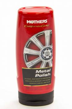 Mothers Polishes-Waxes-Cleaners - Mothers® PowerMetal® Polish - 8 oz.