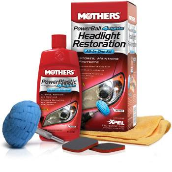 Mothers Polishes-Waxes-Cleaners - Mothers® PowerBall 4Lights