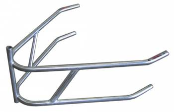 Triple X Race Co. - Triple X 600 Mini Sprint Rear Bumper (No Basket) - Polished Stainless Steel