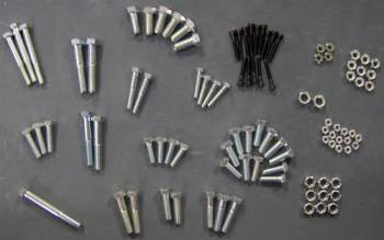 Triple X Race Co. - Triple X 600 Mini Sprint Steel Bolt Kit