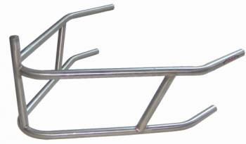 Triple X Race Components - Triple X Sprint Car Rear Bumper w/ Post Polished Stainless Steel