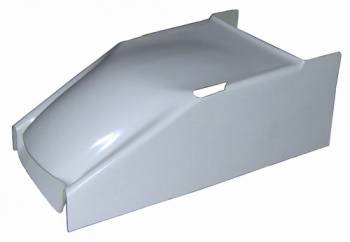 Triple X Race Co. - Triple X Sprint Car Clean Air Hood - White