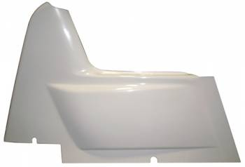 Triple X Race Components - Triple X Sprint Car Right Arm Guard - Wedge Style - Standard Height