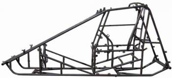 "Triple X Race Co. - Triple X Sprint Car X-Wedge Chassis w/ 2"" Taller Big Cage - 88"" Wheelbase - (Bare Frame)"
