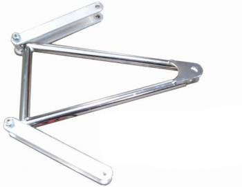 "Triple X Race Co. - Triple X Sprint Car 13 5/8"" Jacobs Ladder Complete (With Straps)"