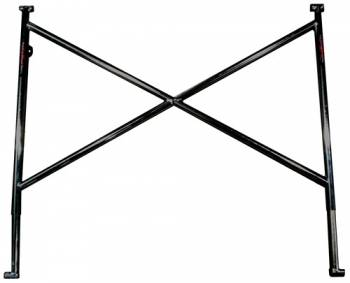 Triple X Race Co. - Triple X Sprint Car Top Wing Tree - Black